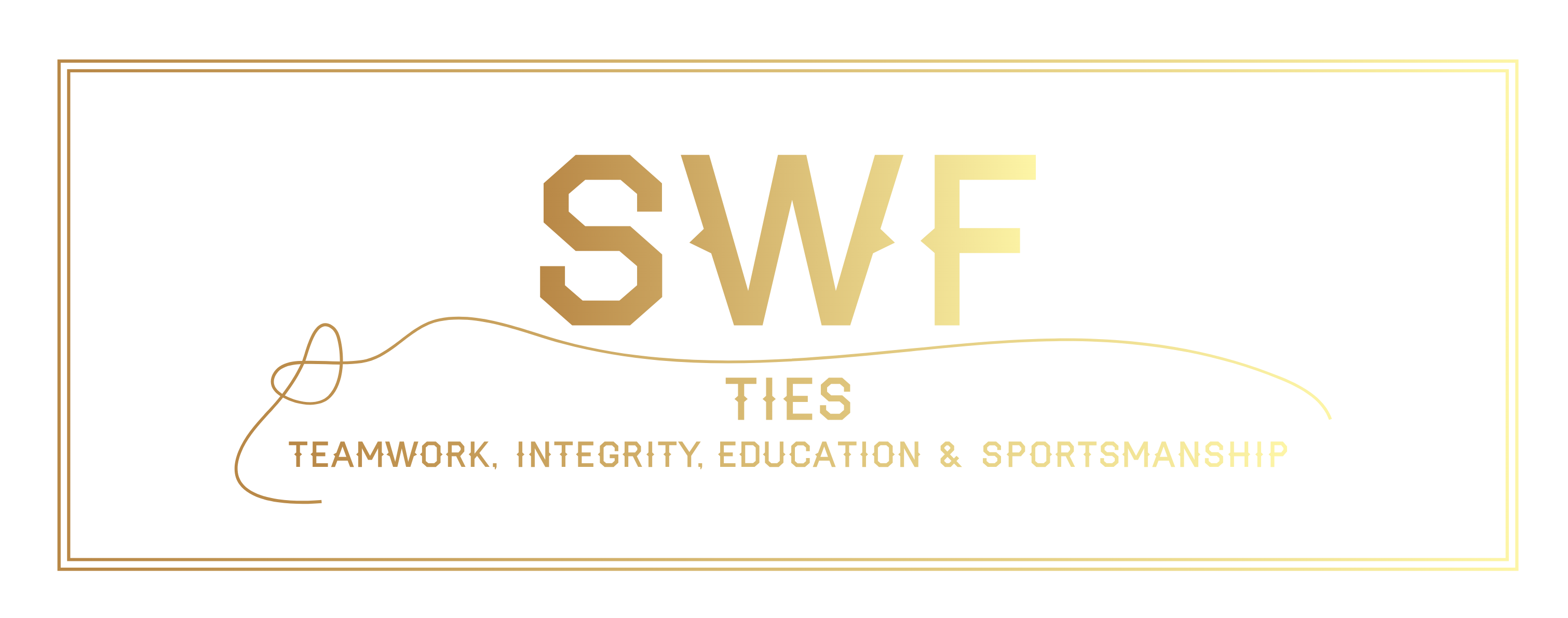 Shelden Williams Foundation logo in Gold